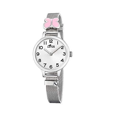 Lotus 18660/2- Reloj Niña Primera Comunión Mariposa Rosa: Amazon.es: Relojes