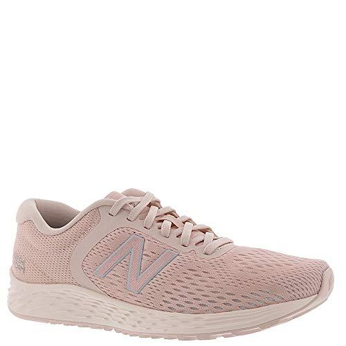 New Balance Women's Arishi V2 Fresh Foam Running Shoe, Oyster Pink/Pink Mist/Pink Mist Midsole, 6.5 W US