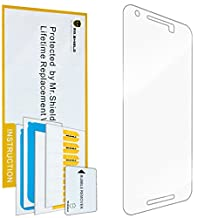 [3+1 Pack] Mr Shield For Huawei (Google) Nexus 6P 2015 Newest Anti-glare Matte Screen Protector with Lifetime Replacement Warranty