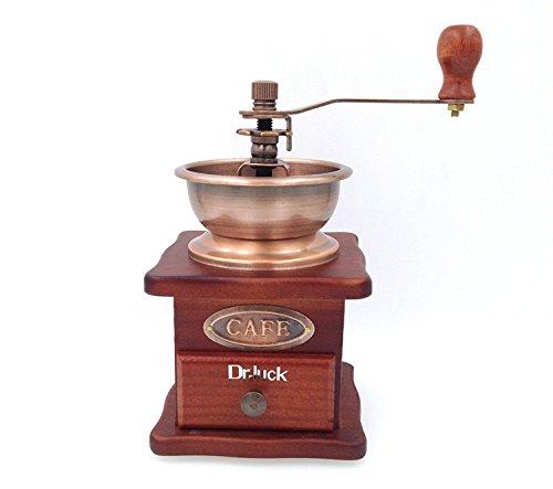 wooden hand grinder - 4