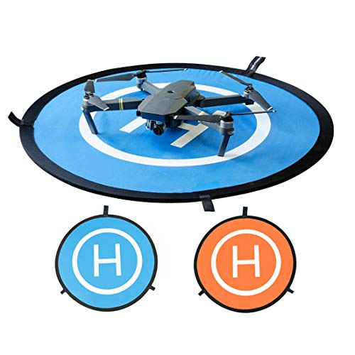 PGYTECH Huaye Waterproof Landing Pad for Drones Quadcopter Parts Drone Accessories Landing Gear for DJI Mavic 2 Pro/Mavic 2 Zoom/Mavic Pro Phantom 2/3/4/Pro Inspire 1/2 (55CM) For Sale