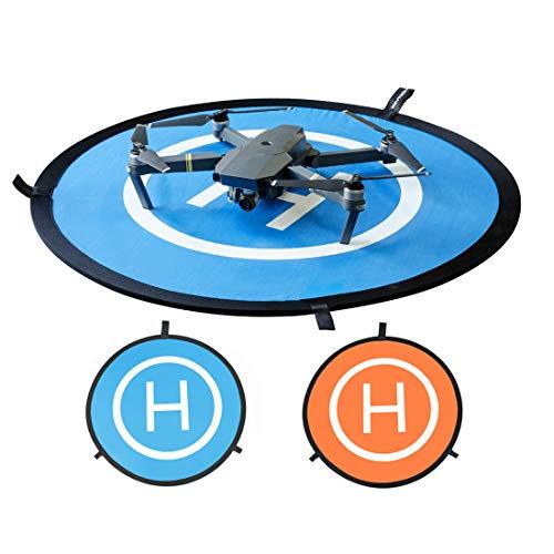 PGYTECH Huaye Waterproof Landing Pad for Drones Quadcopter Parts Drone Accessories Landing Gear for DJI Mavic 2 Pro/Mavic 2 Zoom/Mavic Pro Phantom 2/3/4/Pro Inspire 1/2 (55CM) For Sale