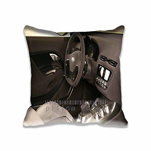 Decorative Square Luxury Car Interior 5 Pillowcase Custom 16