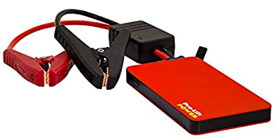 Pro-Lift I-8006R Red Multi-Function Power Bank Jump Starter (Starting Current 350 Amps and Peak Current 700 Amps)