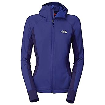 cac644940 Amazon.com: The North Face Defroster Fleece Hooded Jacket - Women's ...