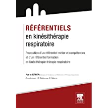 Référentiels en kinésithérapie respiratoire: Projets de référentiels de formation, métier et compétences