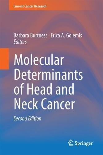 Molecular Determinants Of Head And Neck Cancer  Current Cancer Research