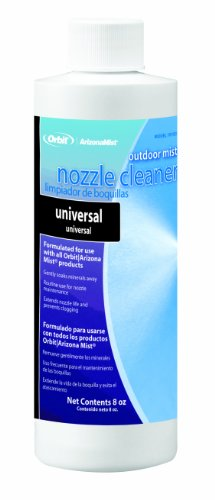 Orbit Arizona Mist 10103 Misting Nozzle Cleaner, 8-Ounce (In Furniture Stores Patio Arizona)