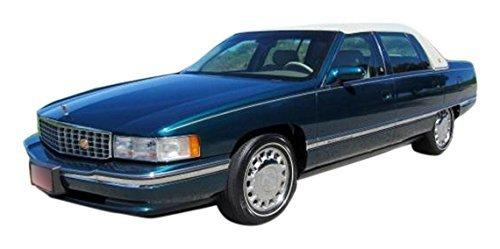 Amazon.com: 1996 Cadillac DeVille, 4-Door Sedan, Amethyst: Vehicles