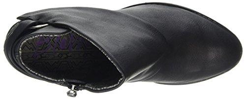 Blowfish Women's Super Duper Cowboy Boots Black (Blk Lstar Pu) 3selJytJsx