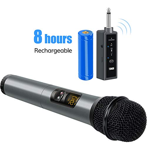 TONOR UHF Wireless Microphone