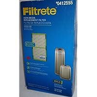 Filtrete Hepa Media Replacement Hepa Air Purifier Filter Model # LOWESRAPF-C-4