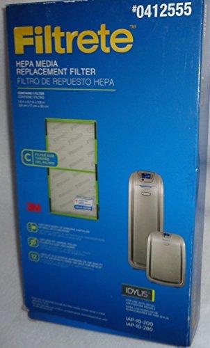 Filtrete Hepa Media Replacement Hepa Air Purifier Filter Mod