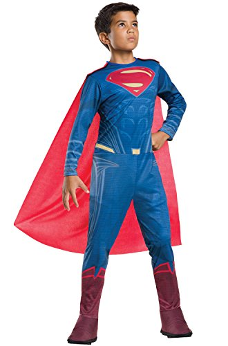 Rubie's Costume Batman vs Superman: Dawn of Justice Superman Value Costume