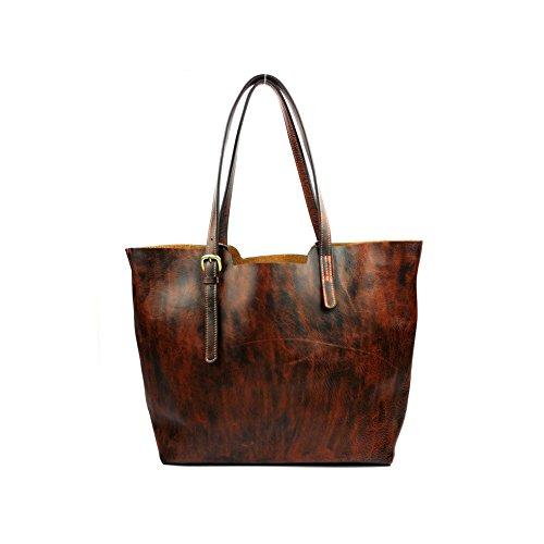 benningco-womens-single-shoulder-big-bag-shopping-travelling-bagbrown