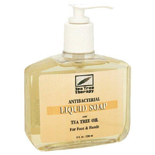 Tea Tree Therapy: Liquid Tea Tree Soap, 8 oz (4 pack) by ...
