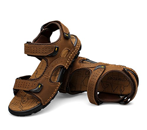 Scarpe Sportivi da Uomo 36 Sandali Insun Cachi da Arrampicata FxIp7wwq