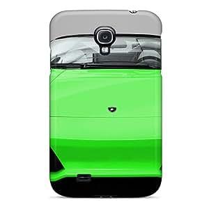 Galaxy S4 Covers Cases - Eco-friendly Packaging(lamborghini Murcielago Lp640 Roadster Versace 2009)