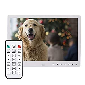 12 inch Digital Photo Frame HD Display Screen Multi-function Motion Detection Electric Photo Frame with Remote…