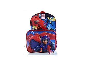 DISNEY BIG HERO 6 BAYMAX LUNCH BAG NEW!