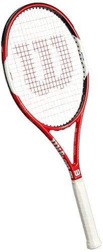 Wilson Six One Team 95 Tennis Racquet (4-3/8)