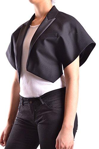 MCBI264002O Mujer Saint Laurent Negro Lana Chaqueta 5aqEyq1fr