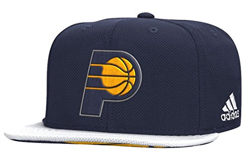 Indiana Pacers Draft - Indiana Pacers Adidas 2015 NBA Draft Day Authentic Snap Back Hat