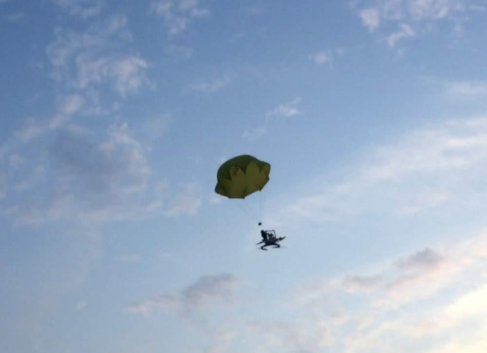 Faironly - Sistema de Fuga automático para paracaídas D-JI ...