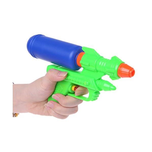 Youliy, pistola ad acqua per bambini, pistola ad acqua, giocattolo per la spiaggia per bambini, pistola a spruzzo per l… 2 spesavip