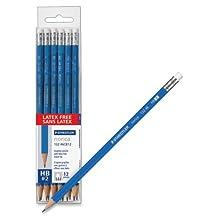 Staedtler STD13246CB12 Pencil, Norica, HB Lead Grade, 12 Count