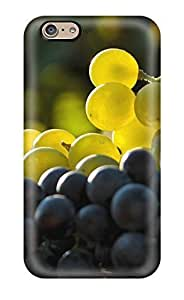 Premium Protection Grapes Case Cover For Iphone 6- Retail Packaging