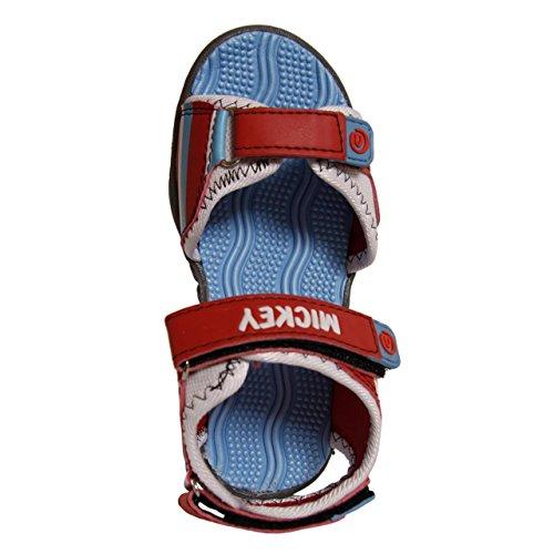 Sandales pour Garçon DISNEY 2302-1040 ROJO