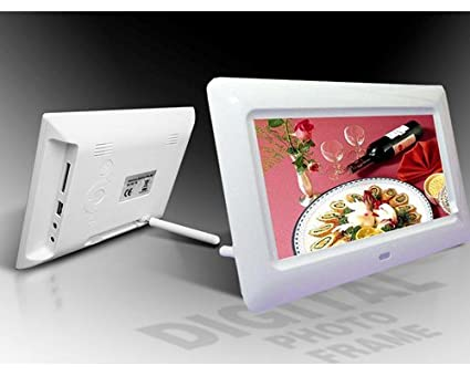 Buy Far Vision 7 Inch TFT LCD Wide Screen Digital Photo Frame with ...