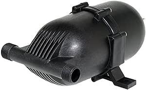 SHURflo 182-200 Pre-Pressurized Accumulator Tank,Black