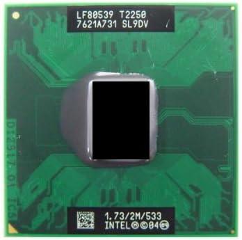 SL9DV 533MHZ FSB CPU Processor Intel Core Duo Mobile1.73GHZ T2250 2MB cache