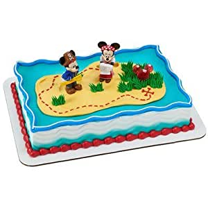 Amazon Com Mickey Friends Mickey Amp Minnie 3 Quot Pirate