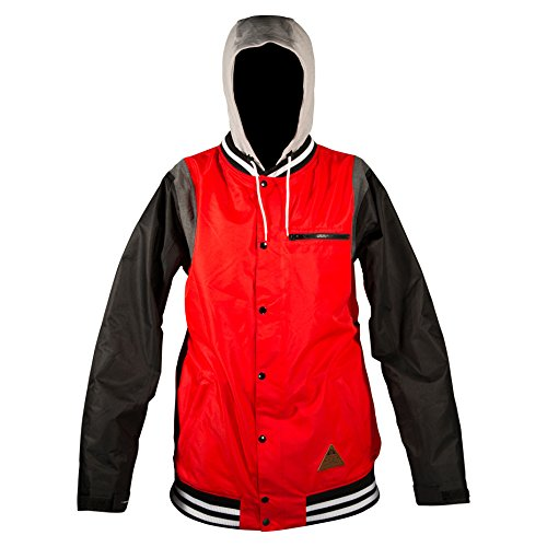 Red All Weather Jacket - 7