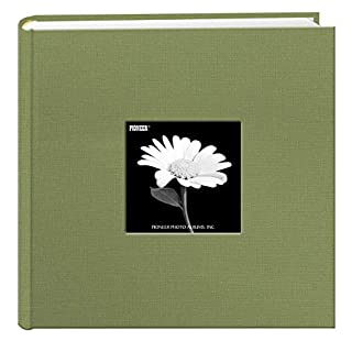 Fabric Frame Cover Photo Album 200 Pockets Hold 4x6 Photos, Sage Green (B00160FO3Q) | Amazon Products