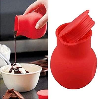 BESTONZON - 3 ollas de Silicona para derretir Chocolate y ...