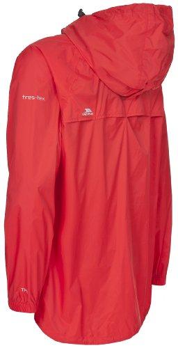 Trespass rojo Chaqueta XXXL FLI Hombre Gris gne Packaway Qikpac TP75 U8qw7xtP8r