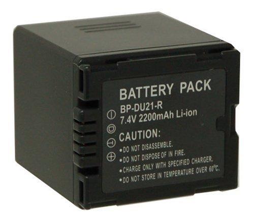 (Digital Concepts BP-DU21 Battery for Panasonic CGA-DU21 / Hitachi)