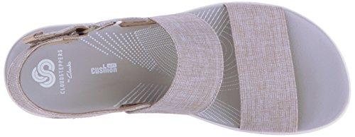 Wedge Arla Sand Sandal Jacory Women's CLARKS qPvTww