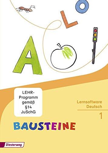 BAUSTEINE Fibel - Ausgabe 2014: Lernsoftware: Einzelplatzlizenz