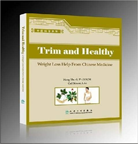 Trim and Healthy: Weight Loss Help from Chinese Medicine (Patient Education Series) by Wang Shu-li (2008-01-01)