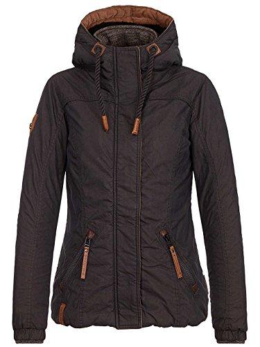 Naketano Female Jacket Mädchen Furzen Rosenduft Black oAlMn ... 673deb86c7