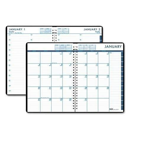 Bulk 2019 Recycled 24-7 Daily/Monthly Planners: HOD289632 (9 (Seven Day Planning Spread)