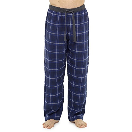 Blue Uomo Sst Pantaloni Check Pigiama Uk Foxbury wqggfX6