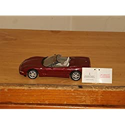 Franklin Mint Precision Models 2003 Corvette ZO6 50th Anniversary by Franklin Mint