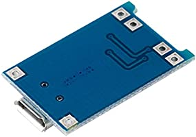 5V Micro USB 1A 18650 Módulo de Cargador de Placa de Carga ...
