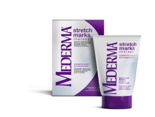 Mederma Stretch Marks Therapy Cream 150 GM - Buy Packs and SAVE (Pack of 3) by Mederma